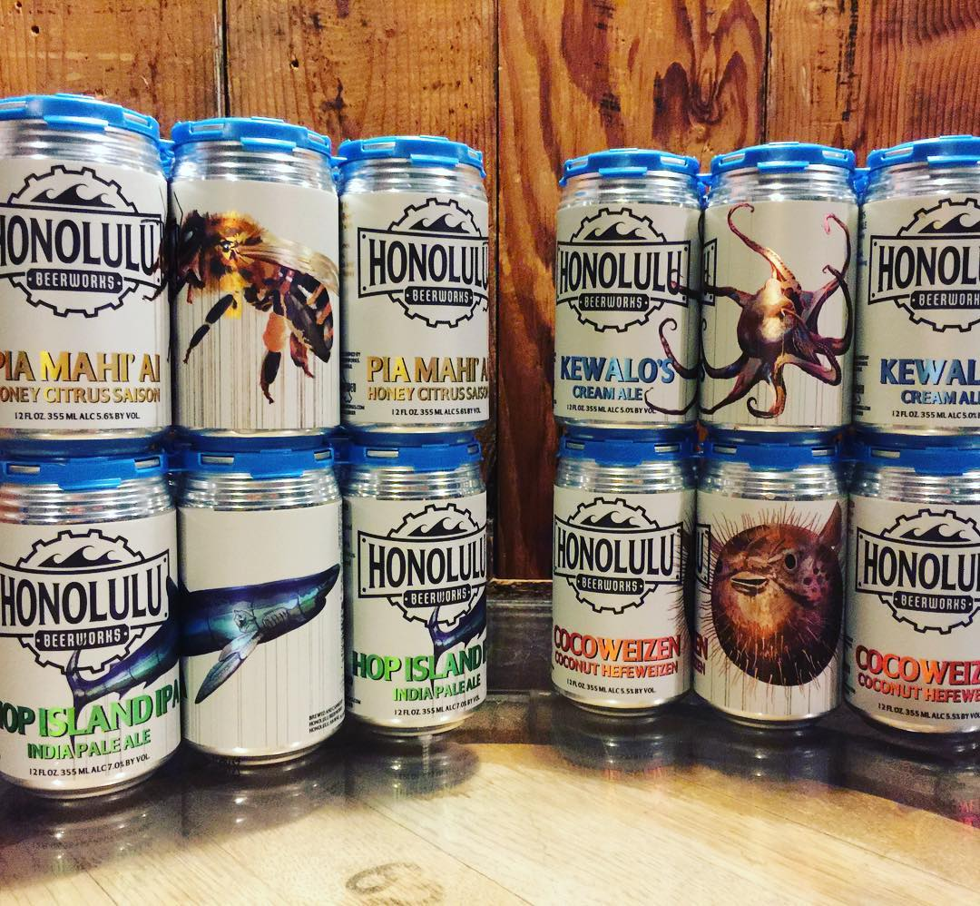 Attraction Tourist Place In Honolulu-Honolulu Beer Works