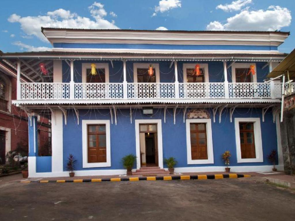 Accommodation Options at the Fontainhas - Hospedaria Abrigo de Botelho