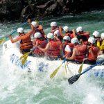 Visit Tattapani - water rafting in the mighty Sutlej River