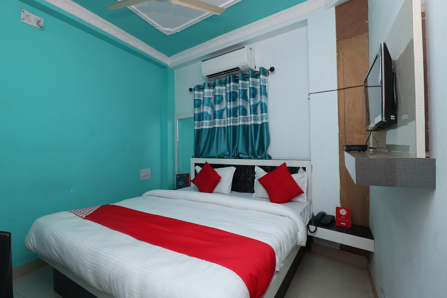 Place To Stay In Rajrappa-Hotel J.B. Palace