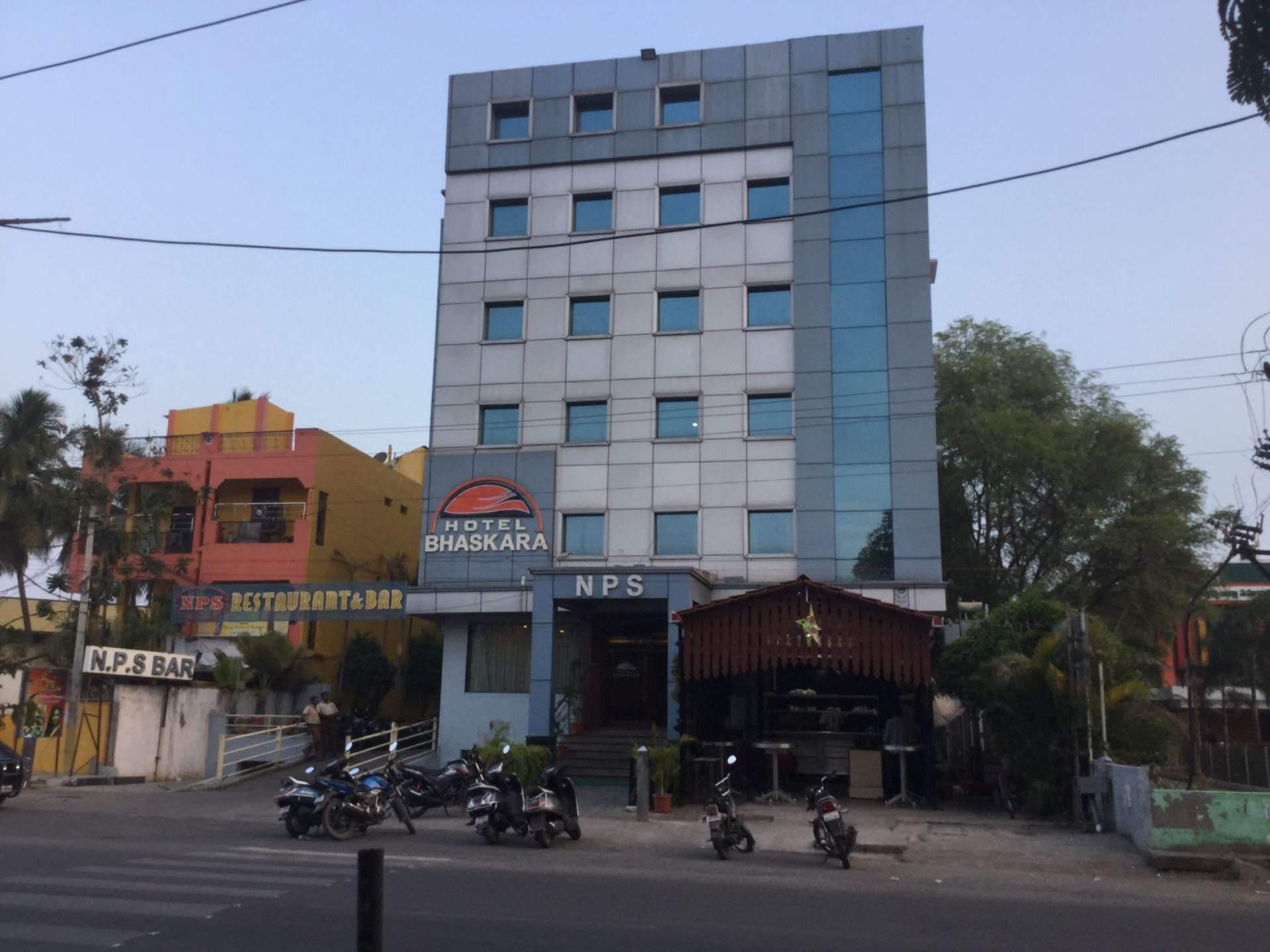 Major Hotel To Stay Near Kanipakam Vinayaka Temple-Hotel Bhaskara