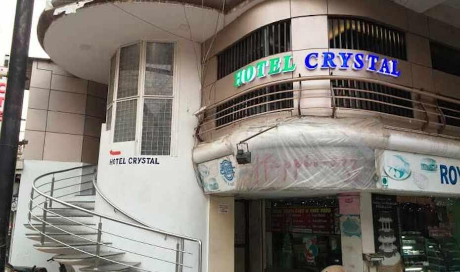 Stay Options Near Sursagar Lake-Hotel Crystal