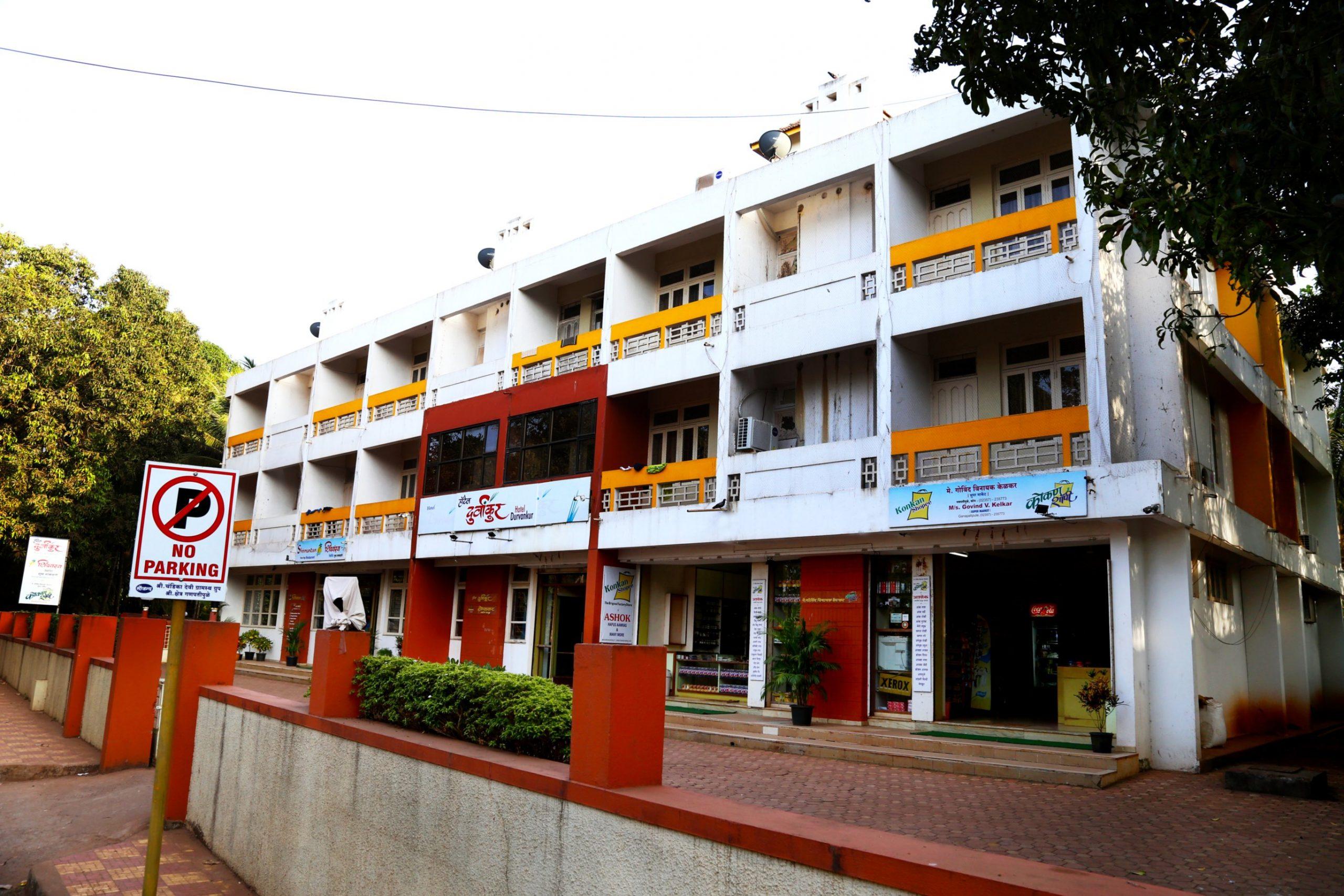 Hotel Durvankal - Popular Stay Options in Ganpatipule Top Hotels and Resorts