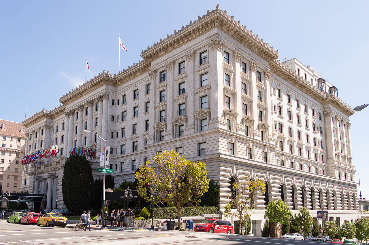 Luxury Hotels in San Francisco