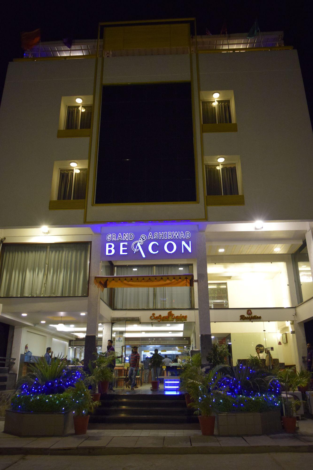 Best Budget Hotel To Stay In Bhopal-Hotel Grand Ashirwad Beacon