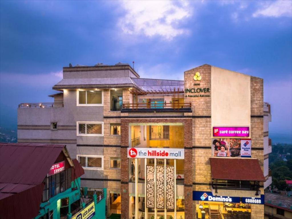 Hotel Inclover - Luxury Hotels in Dharamshala and Mcleodganj