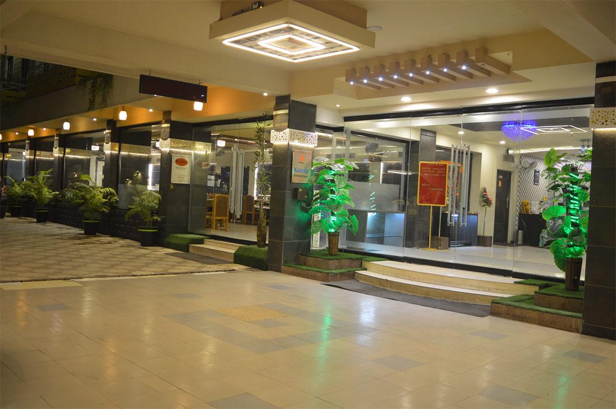 Hotel Near Ranmal Lake-Hotel Kalatit International, Gujarat