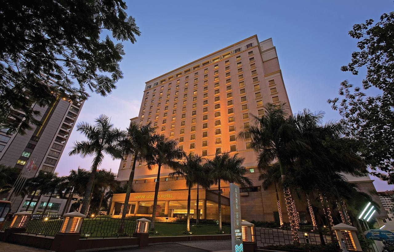 Top Hotel in Ho Chi Minh City-Hotel Lotte