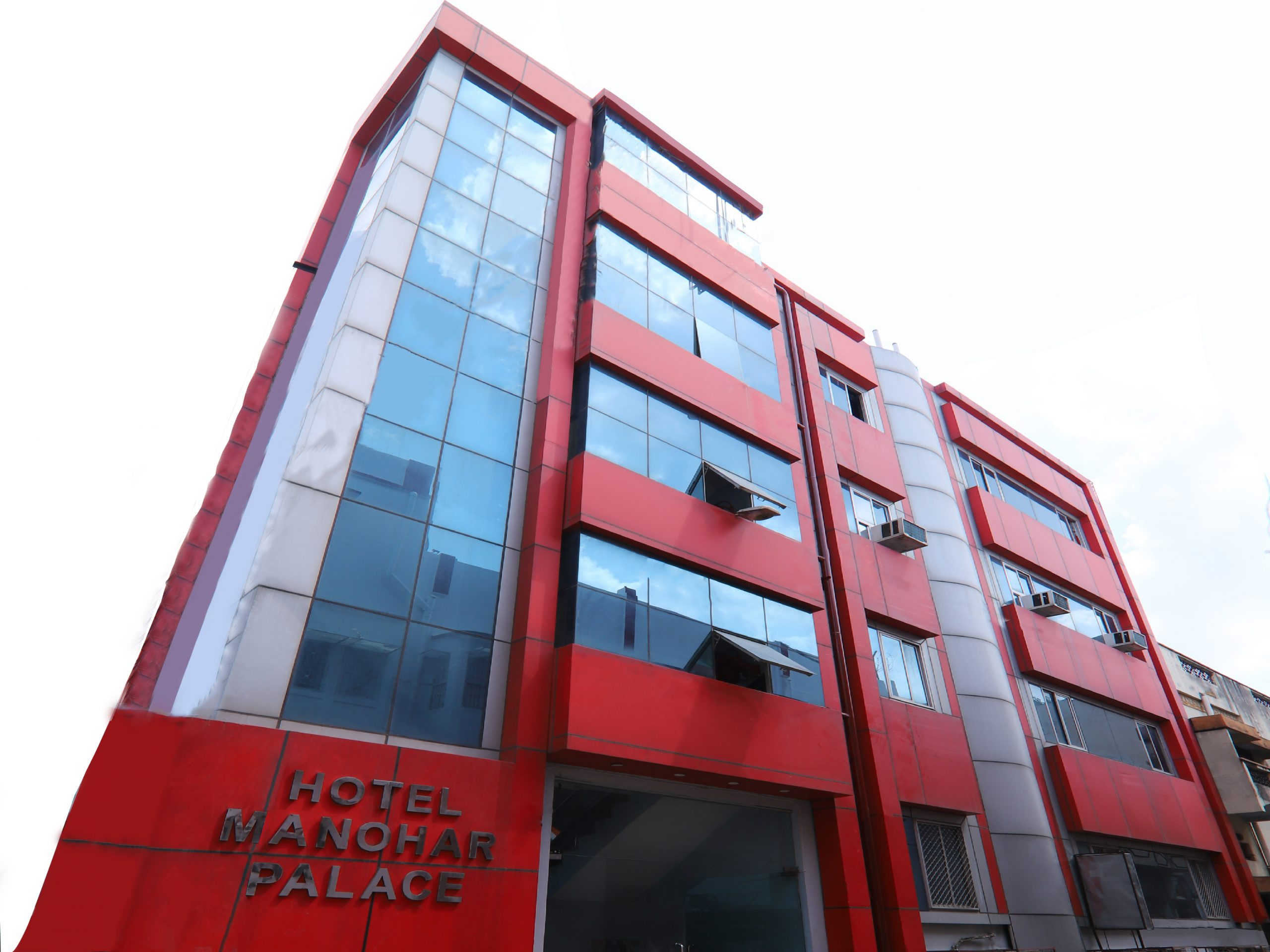 Hotel Manohar Palace Budget Hotel in Lucknow