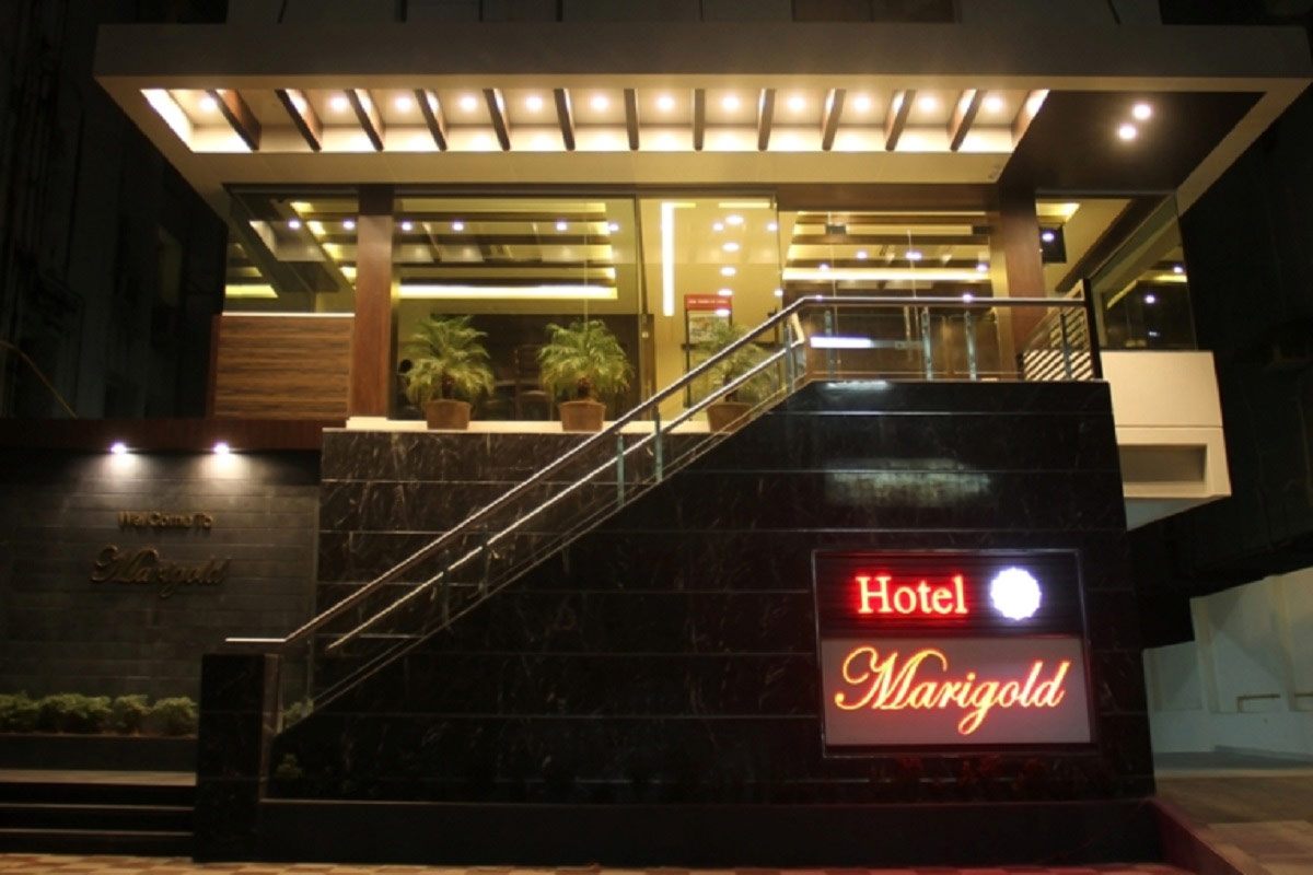 Best Hotel To Stay Near Vadnaga-Hotel Marigold