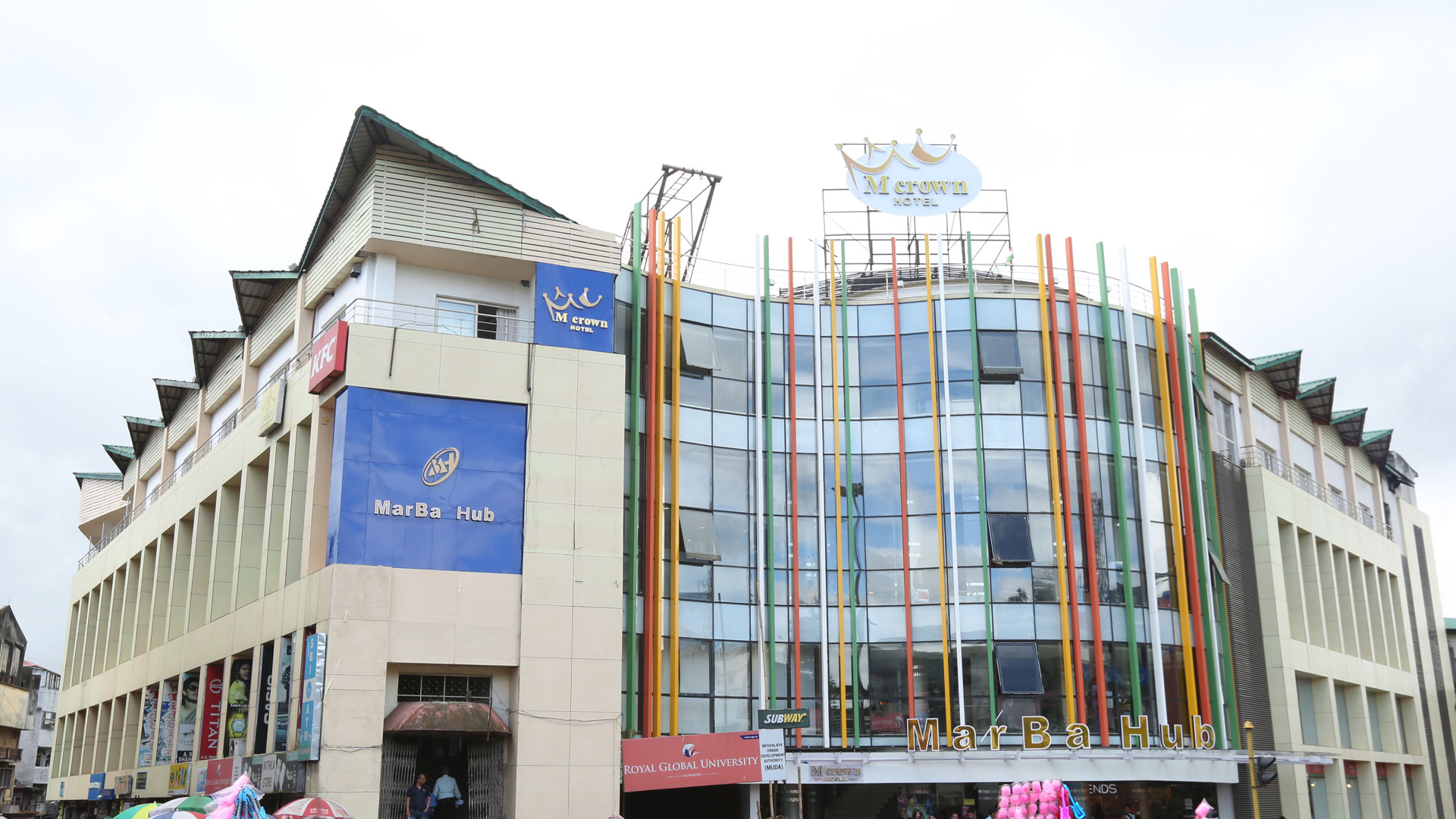 Hotel Pegasus Crown - Mid-Range Hotels in Shillong That Will Make Your Trip More Blissful