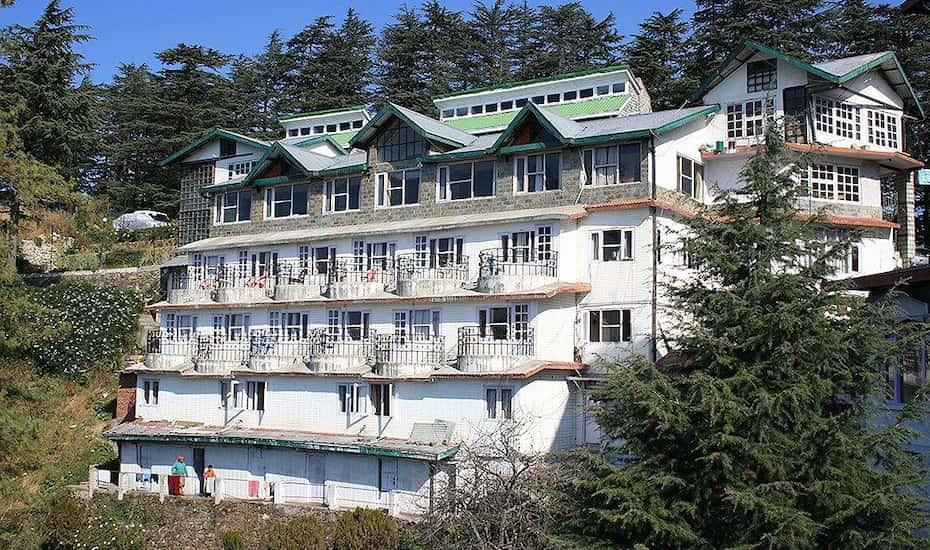 Top Budget Hotel in Shimla and Kufri-Hotel Woodpark