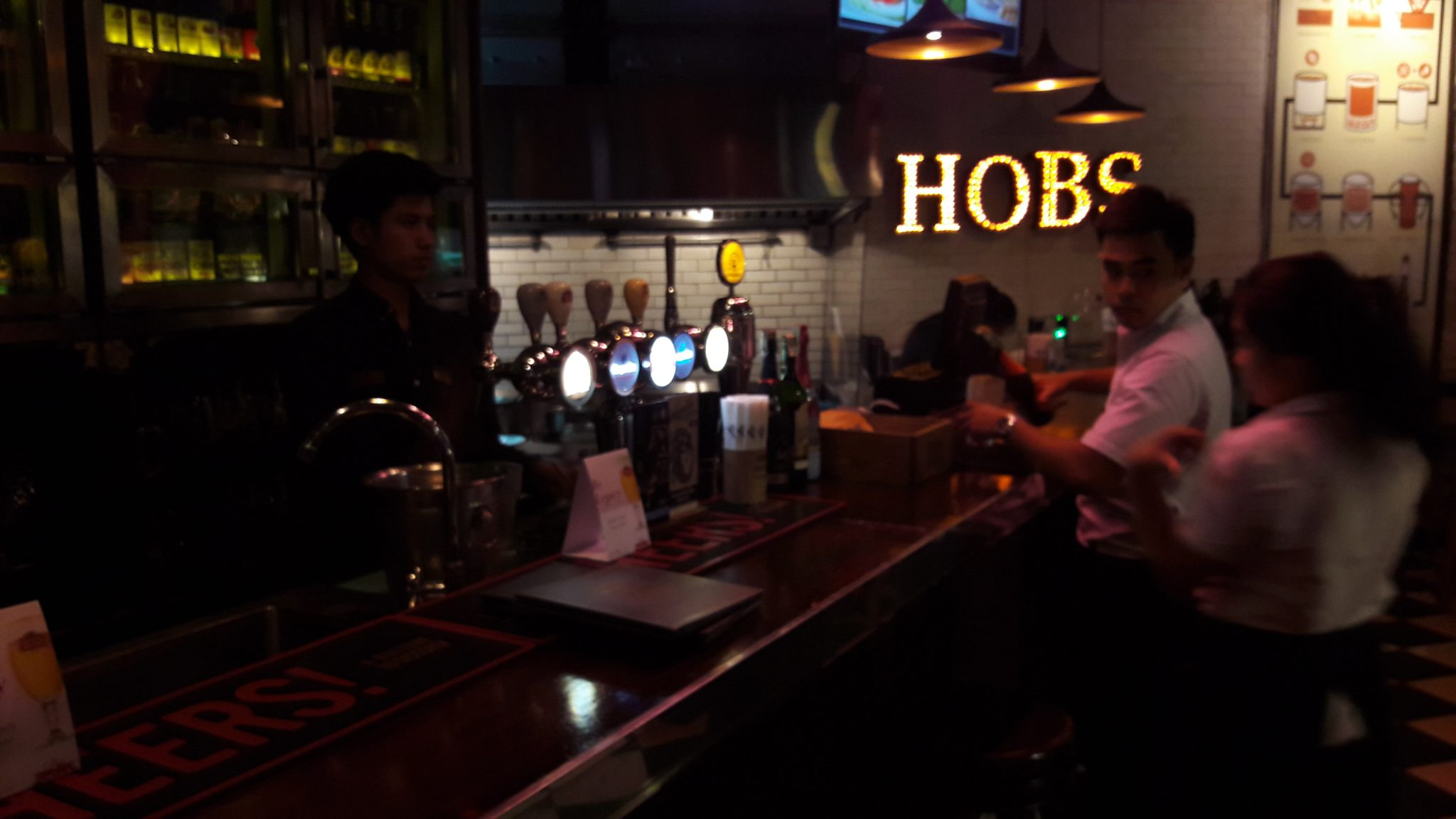 Top Place to Explore Nightlife In Thailand-House of Beers (HOBS)
