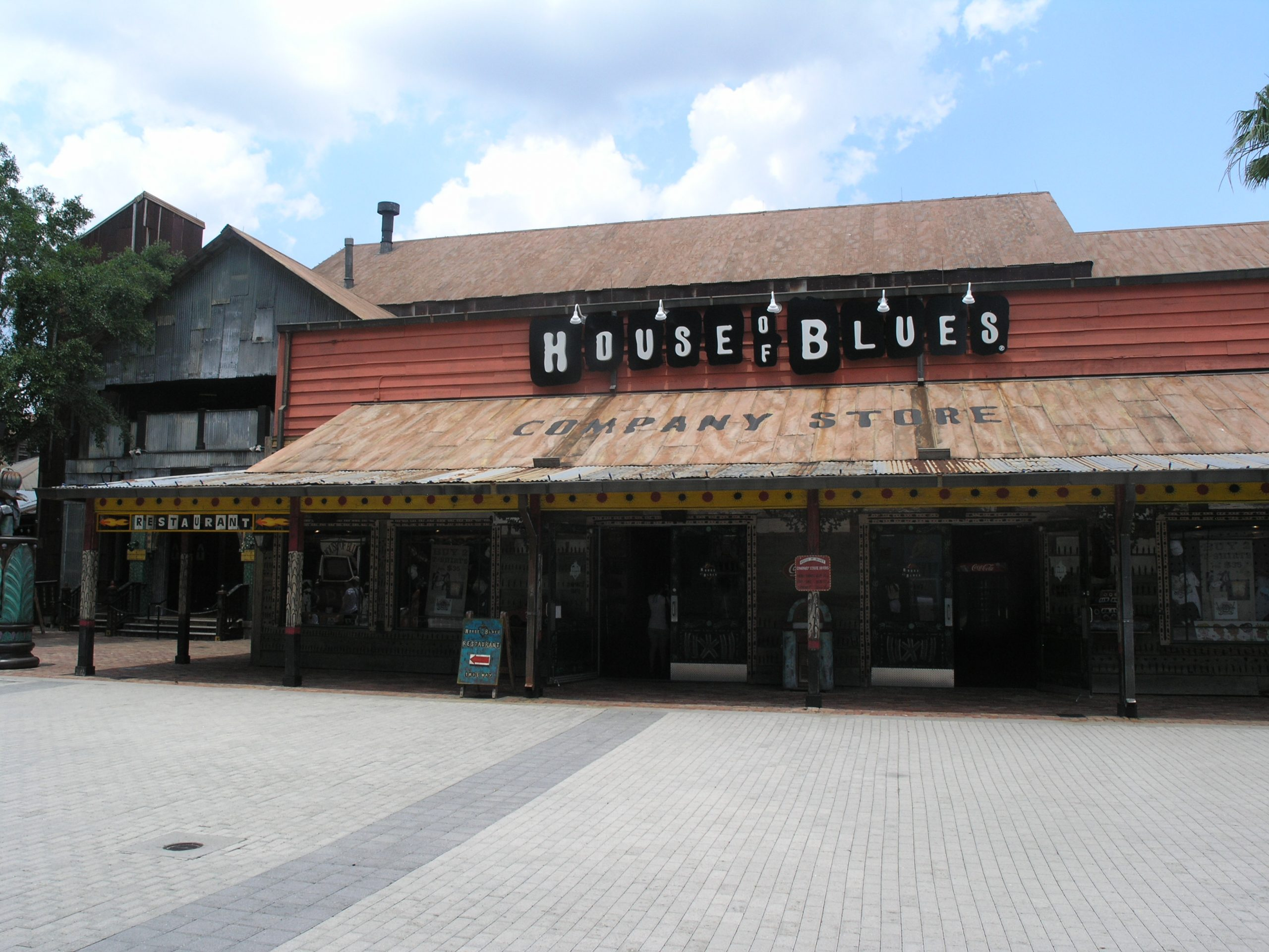 House of Blues - Things To Do In Orlando Besides Theme Parks