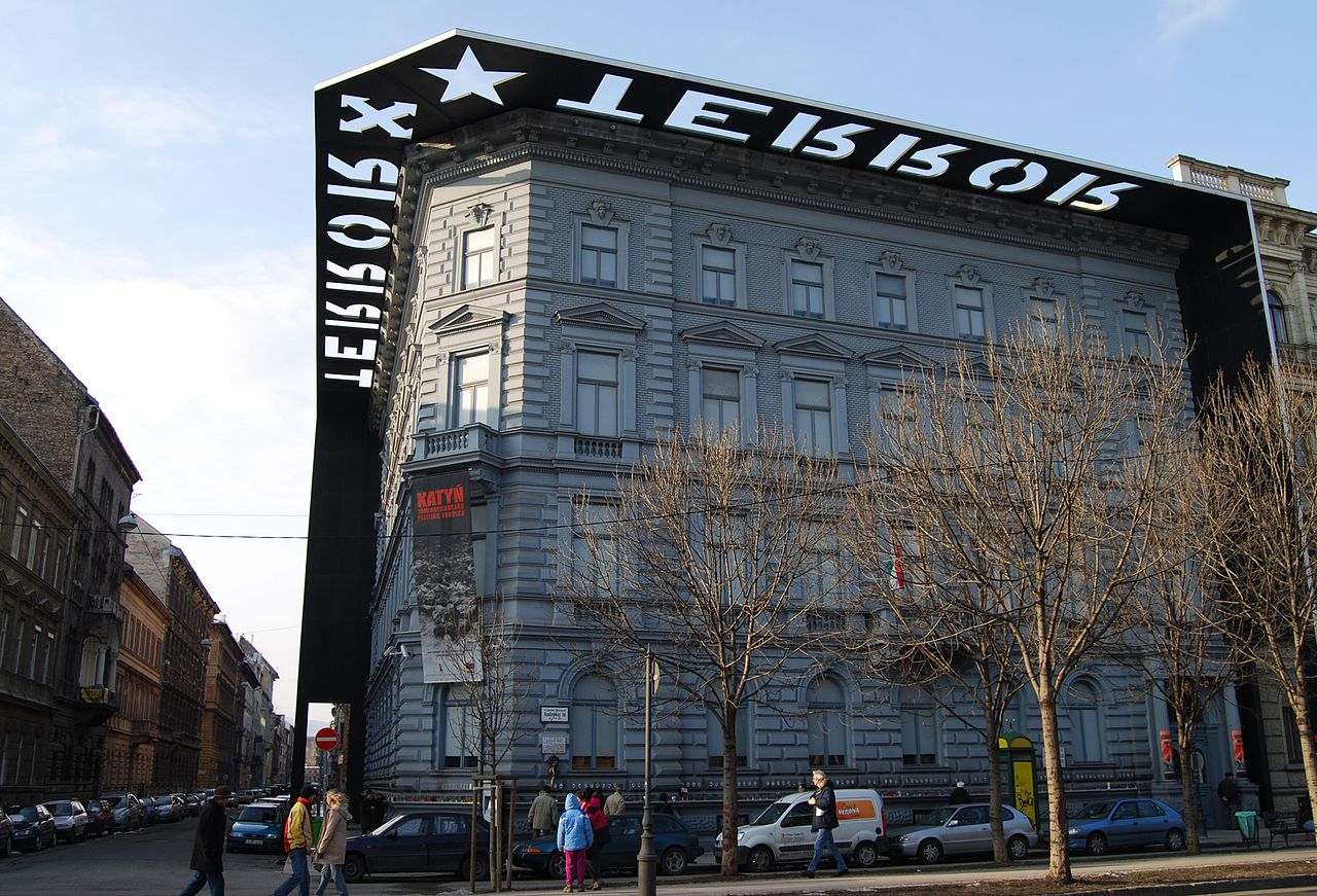 House of Terror - Amazing Sight-Seeing Destinations in Budapest (Hungary)