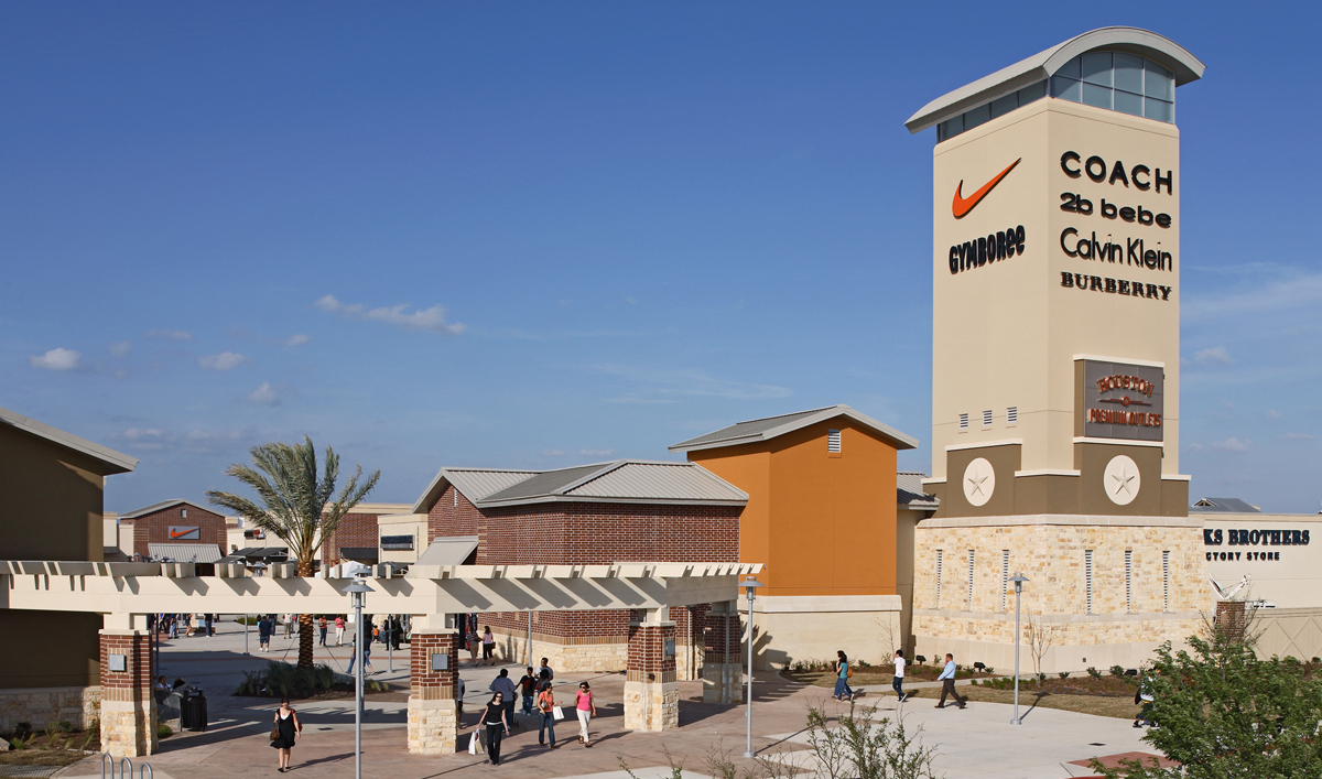 Houston Premium Outlets-Top Place to Shop in Houston