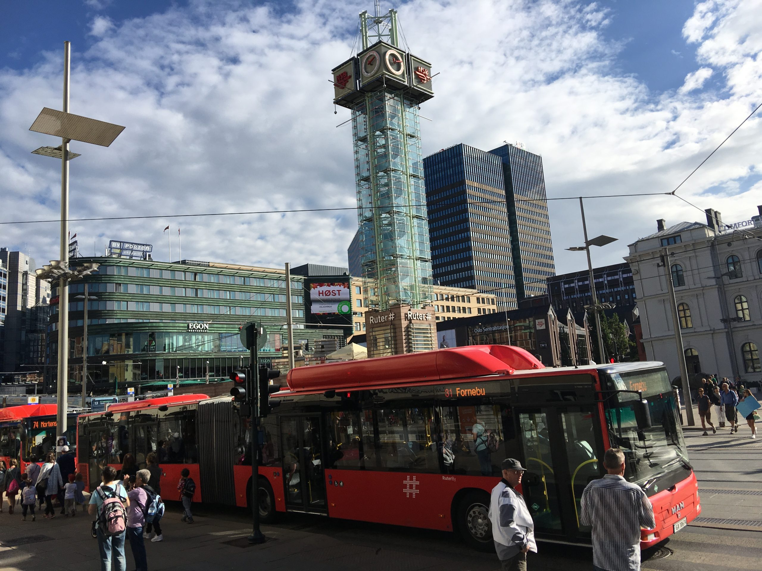 How Expensive Is the Stay and Food in Oslo?