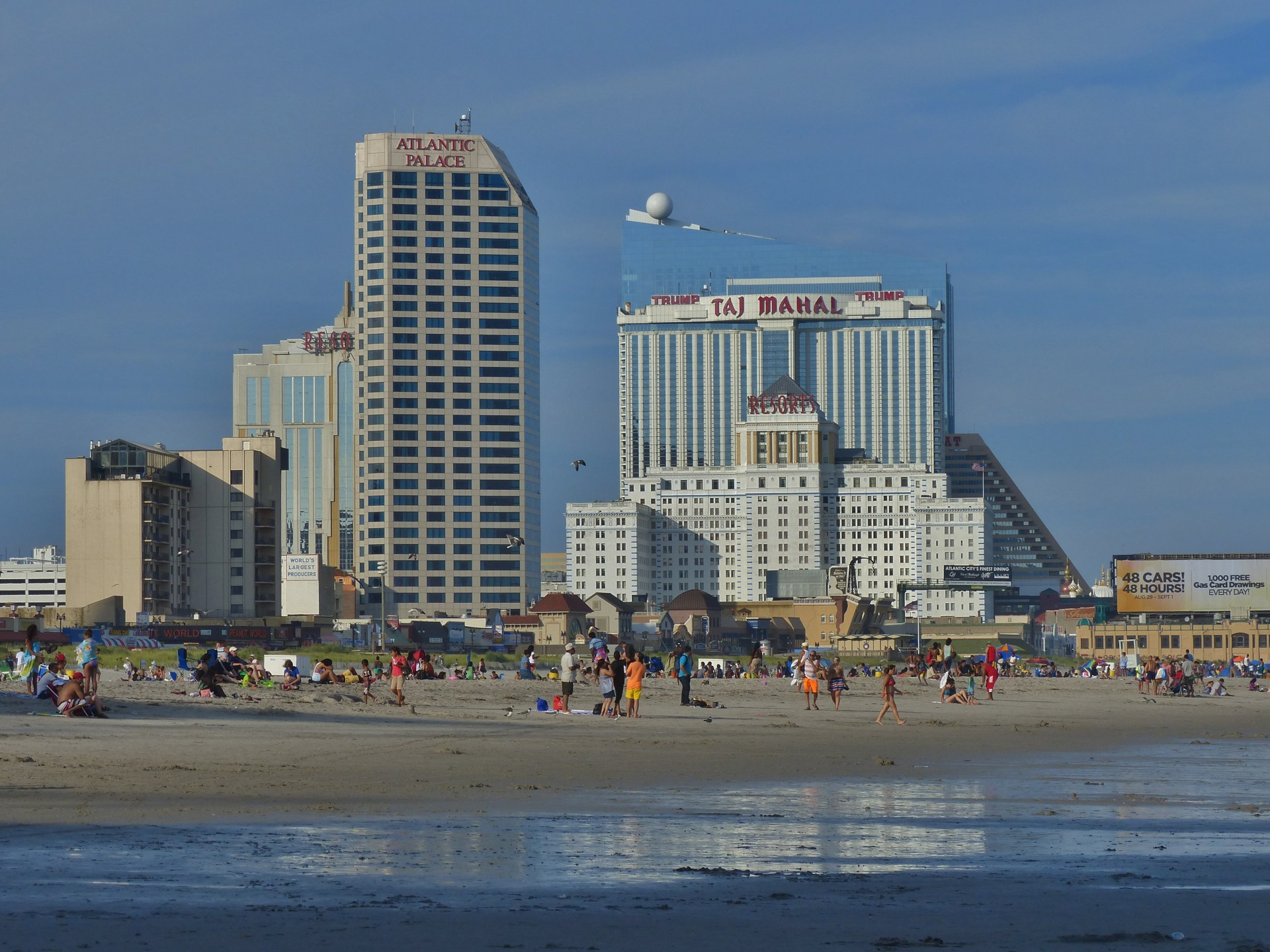 Atlantic City Travel Guide - How Many Casinos Are There In Atlantic City