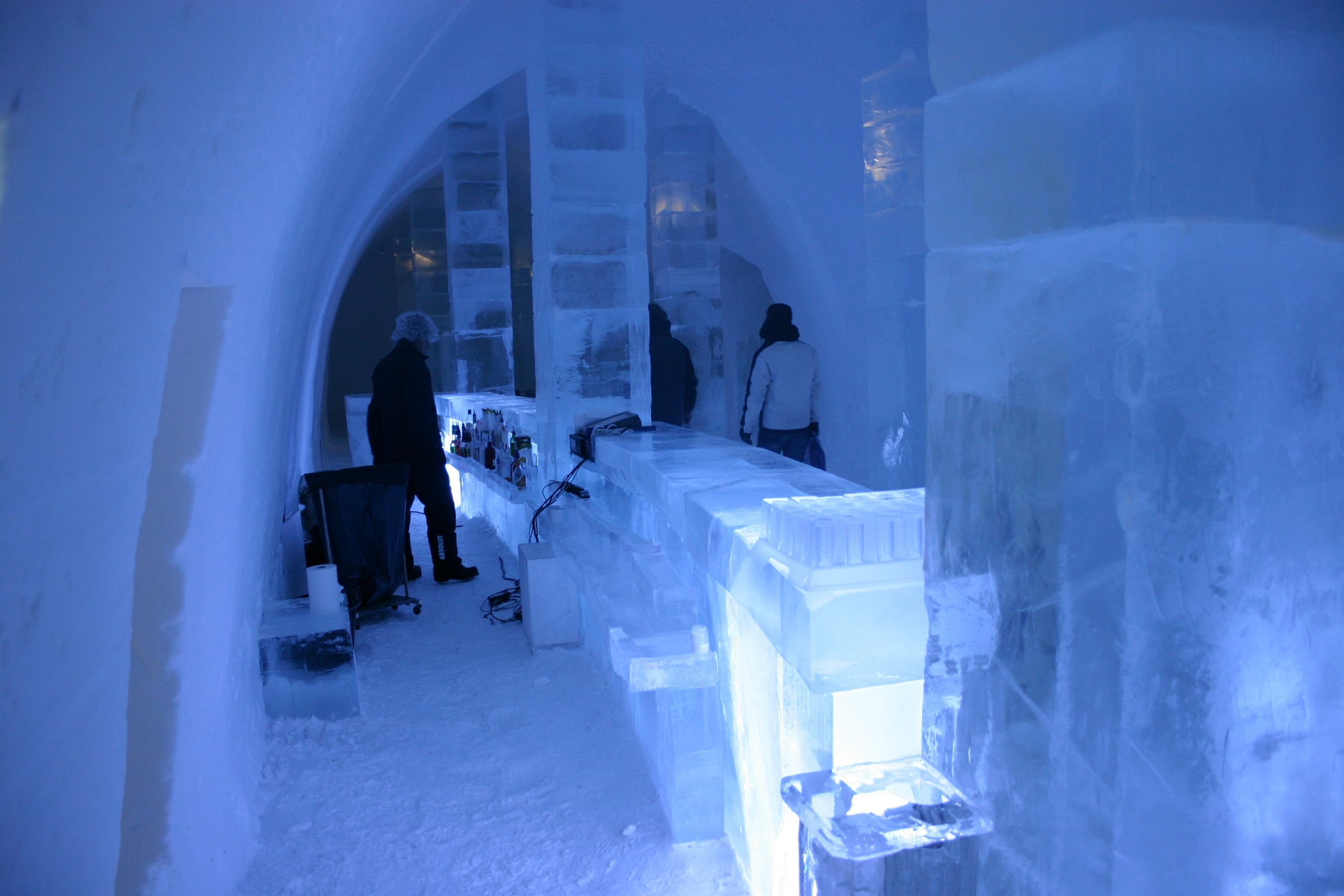 Kiruna and IceHotel of Jukkasjärvi: Popular Place to Visit in Sweden