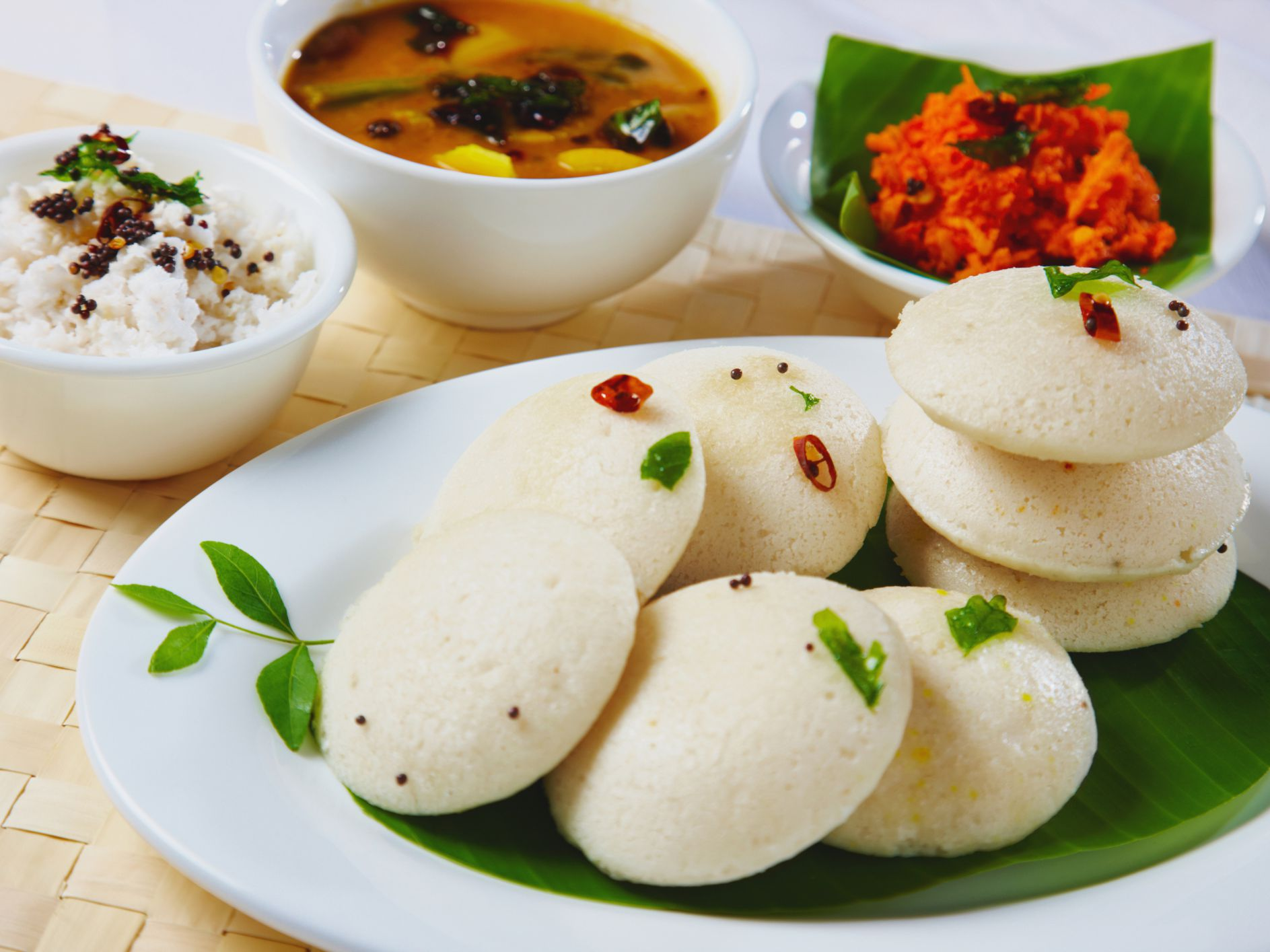 Idly - Top Dish In Pune That You Must Taste
