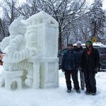 The Illinois Snow Sculpting Competition - Things to Do in Illinois on Winter