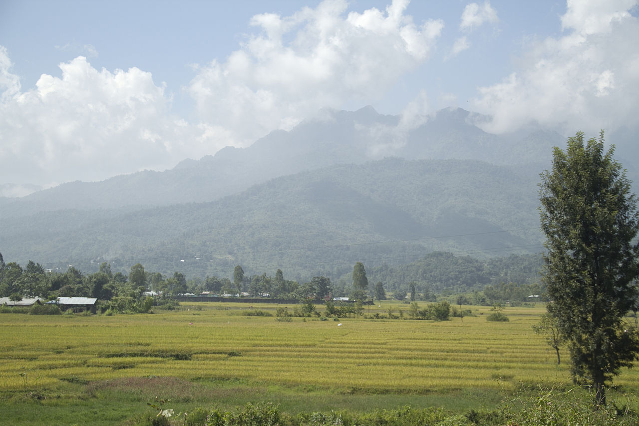 Top Tour Place In Imphal-Imphal Valley