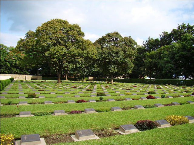 Best Visiting Place In Imphal-Imphal War Cemetry
