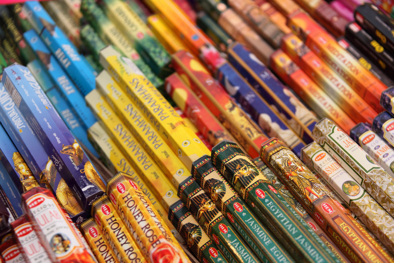 Where to Shop and What to Buy? Incense Sticks