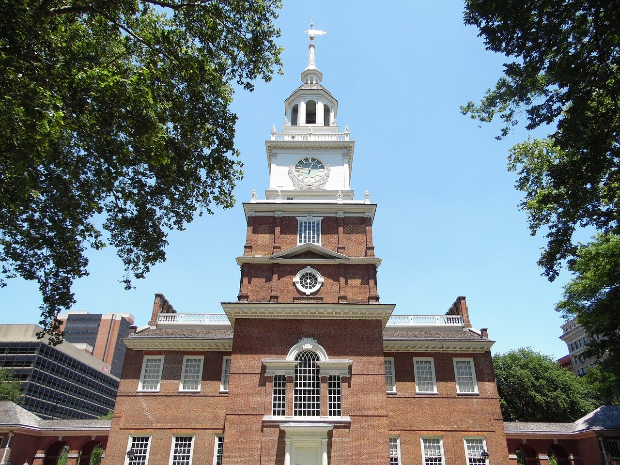 Top-Rated Tourist Attraction in Philadelphia-Independence Hall