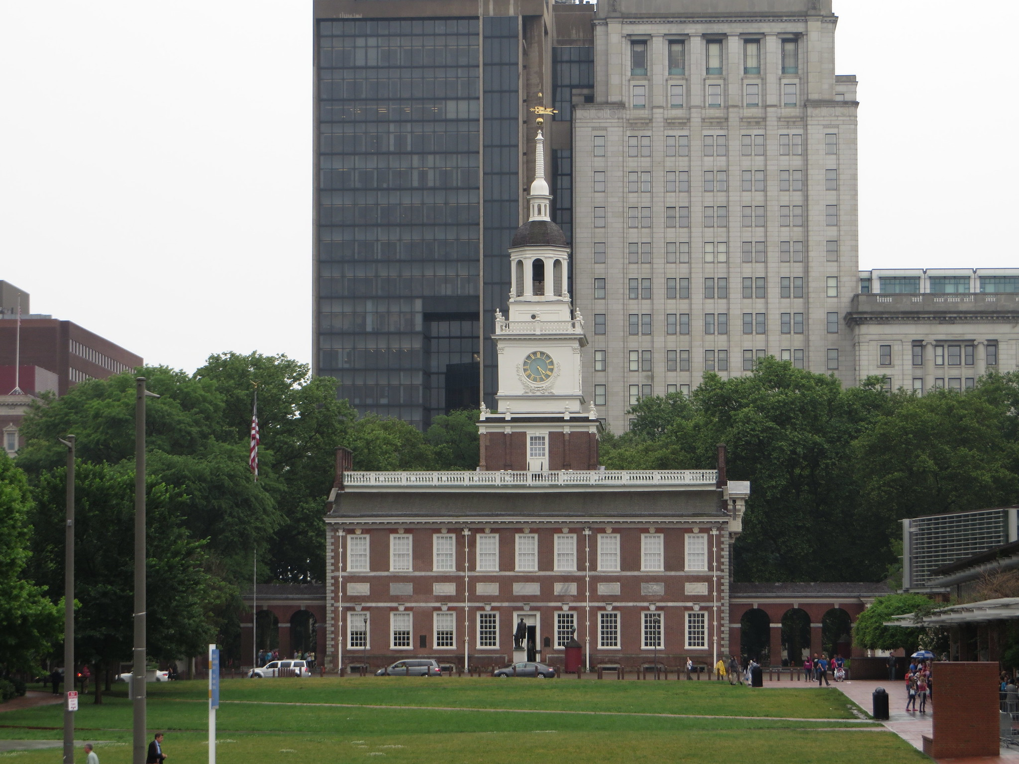 Amazing Attraction in Pennsylvania For a Memorable Vacation-Independence National Park and the Liberty Bell