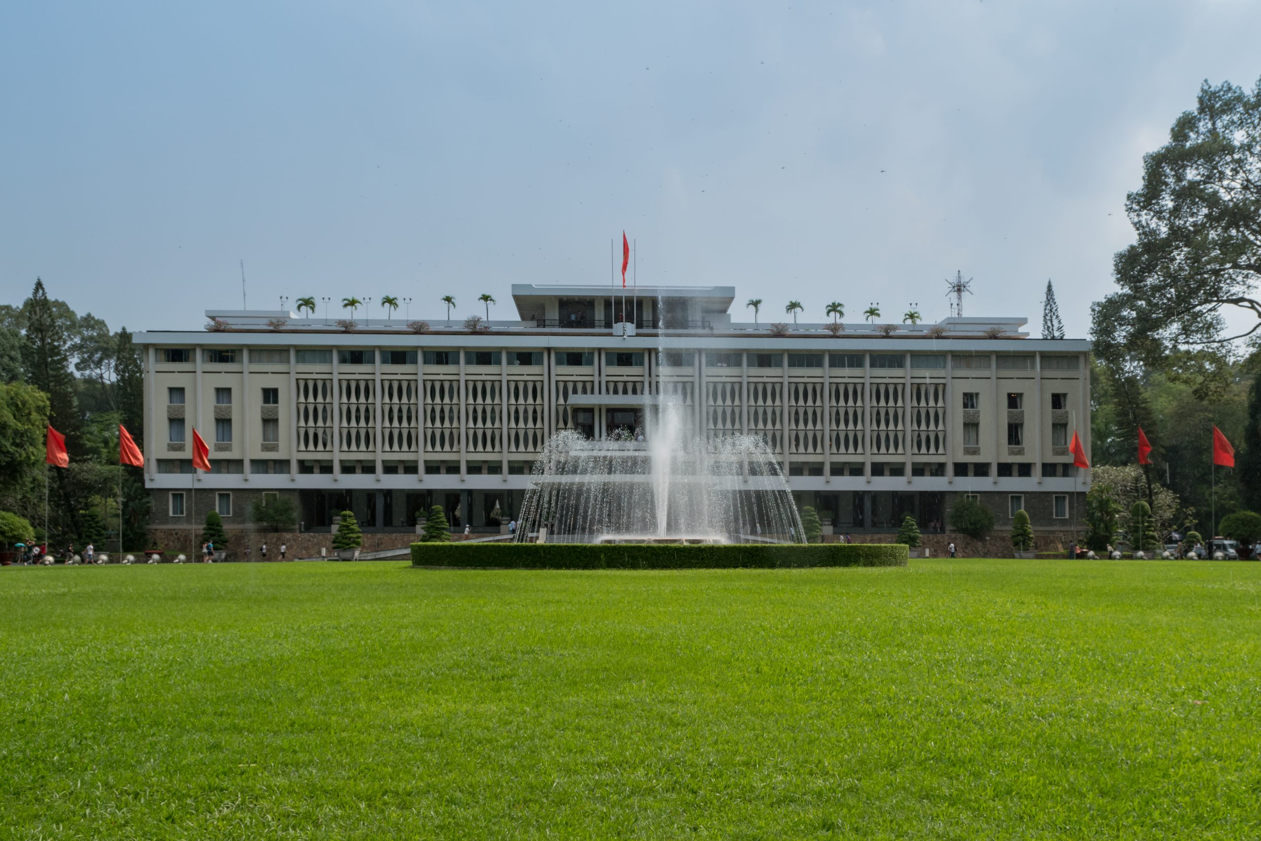 Top Place in Ho Chi Minh City-Independence Palace