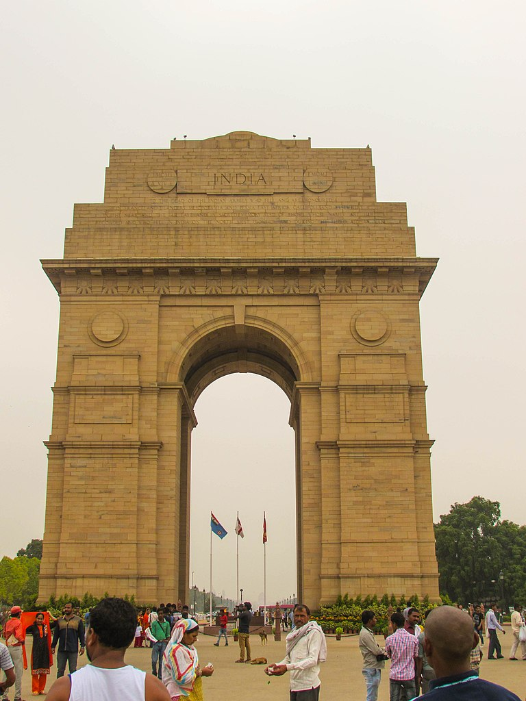 Place To Visit In Delhi In Winter-India Gate