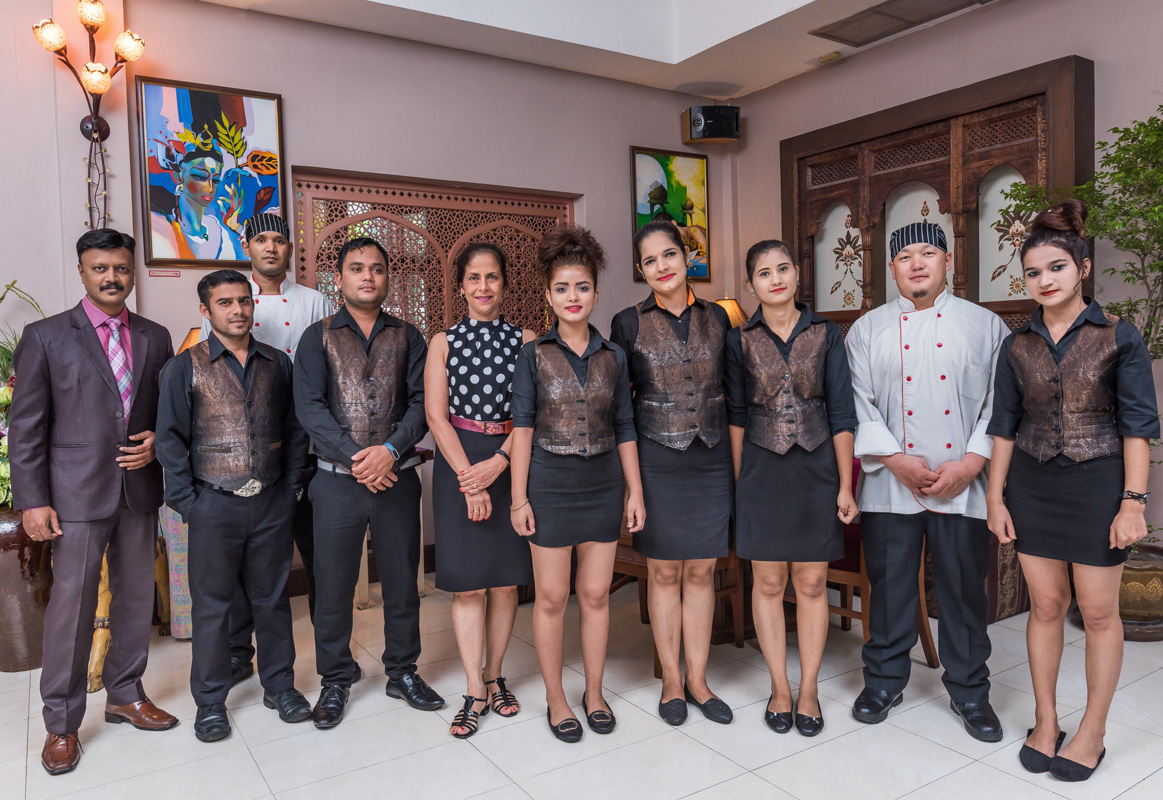 Restaurant In Pattaya-Indian by Nature
