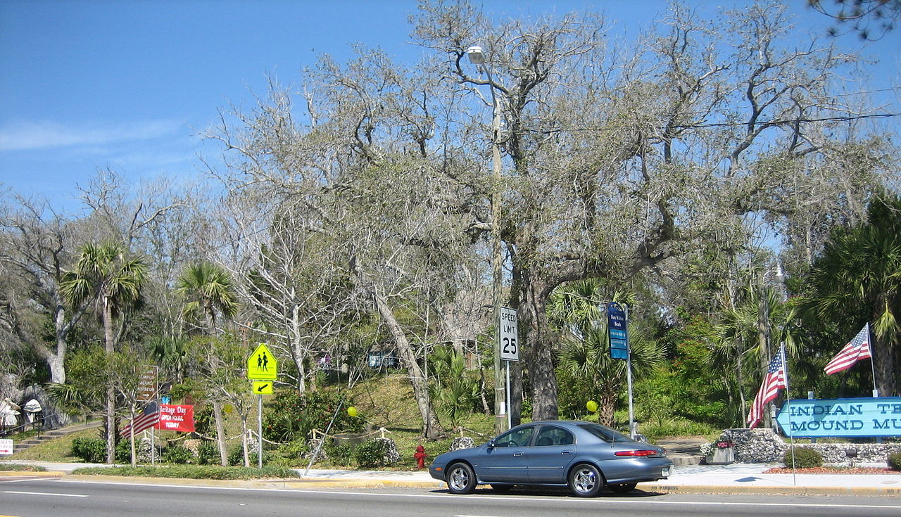 Attraction Place to Destination in Destin, FL-Indian Temple Mound Museum