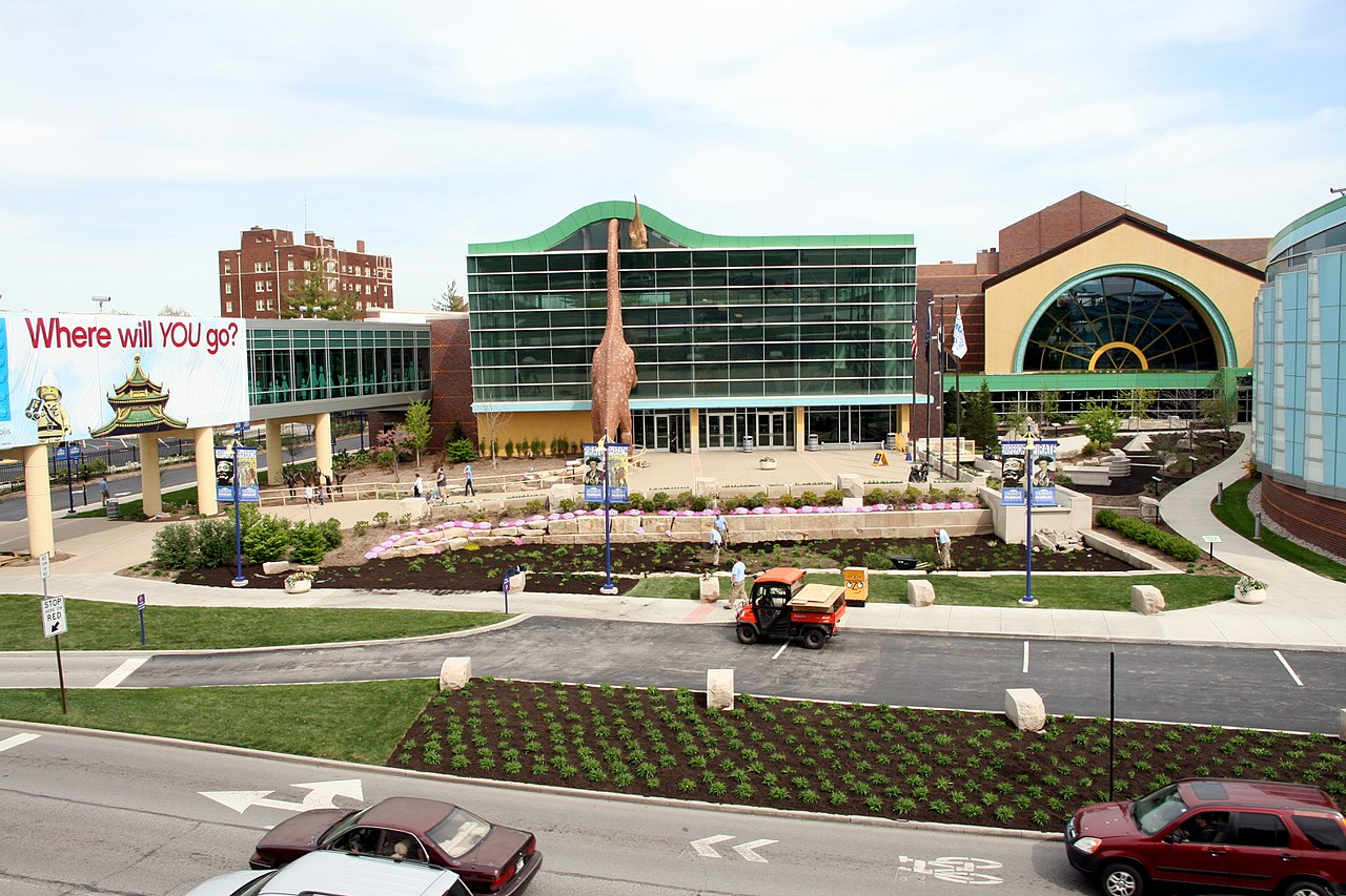 Nice Place to Visit In Indiana-Indianapolis Children's Museum