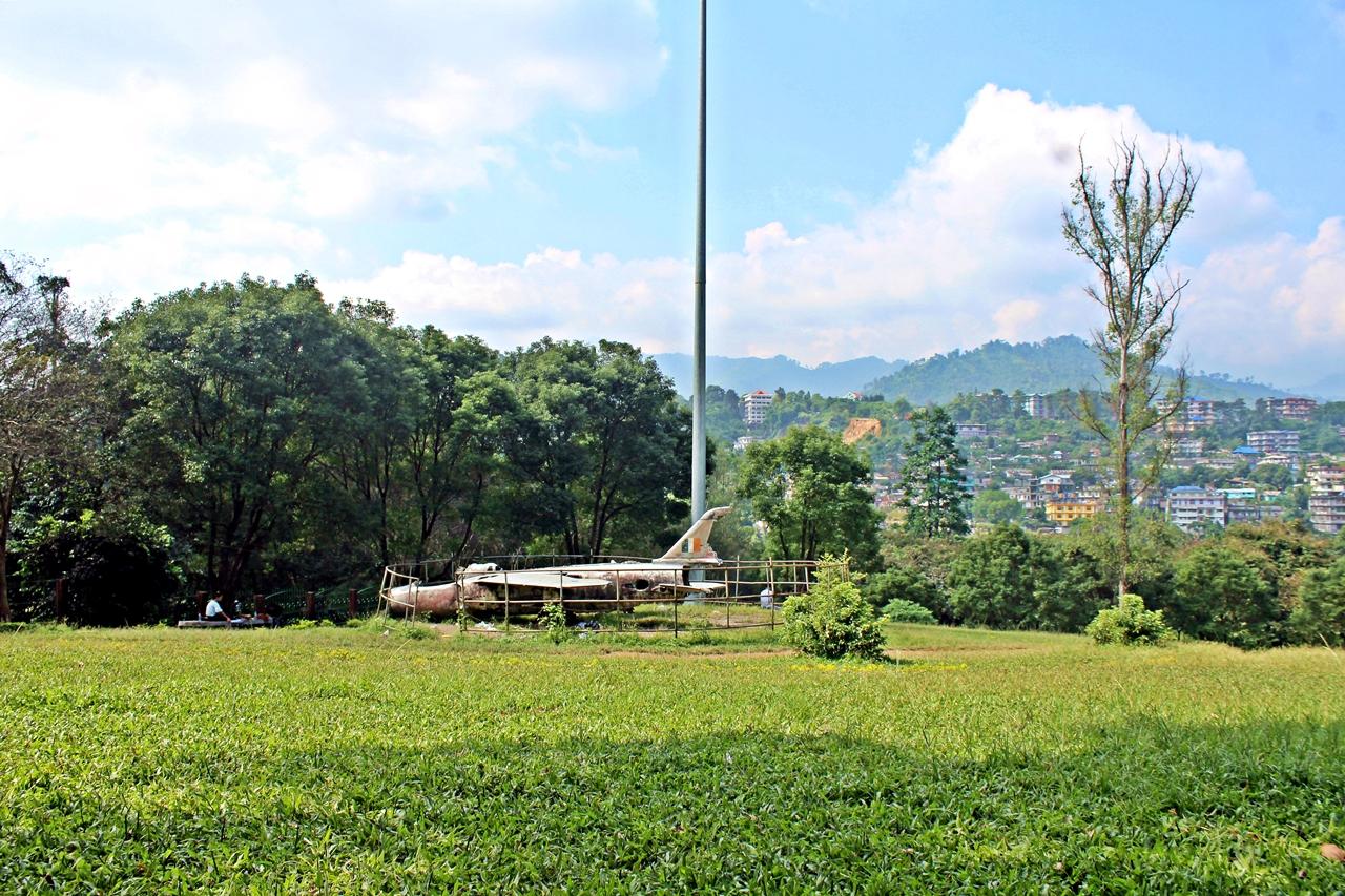 Top Place to Visit In Itanagar in Arunachal Pradesh-Indira Gandhi Park