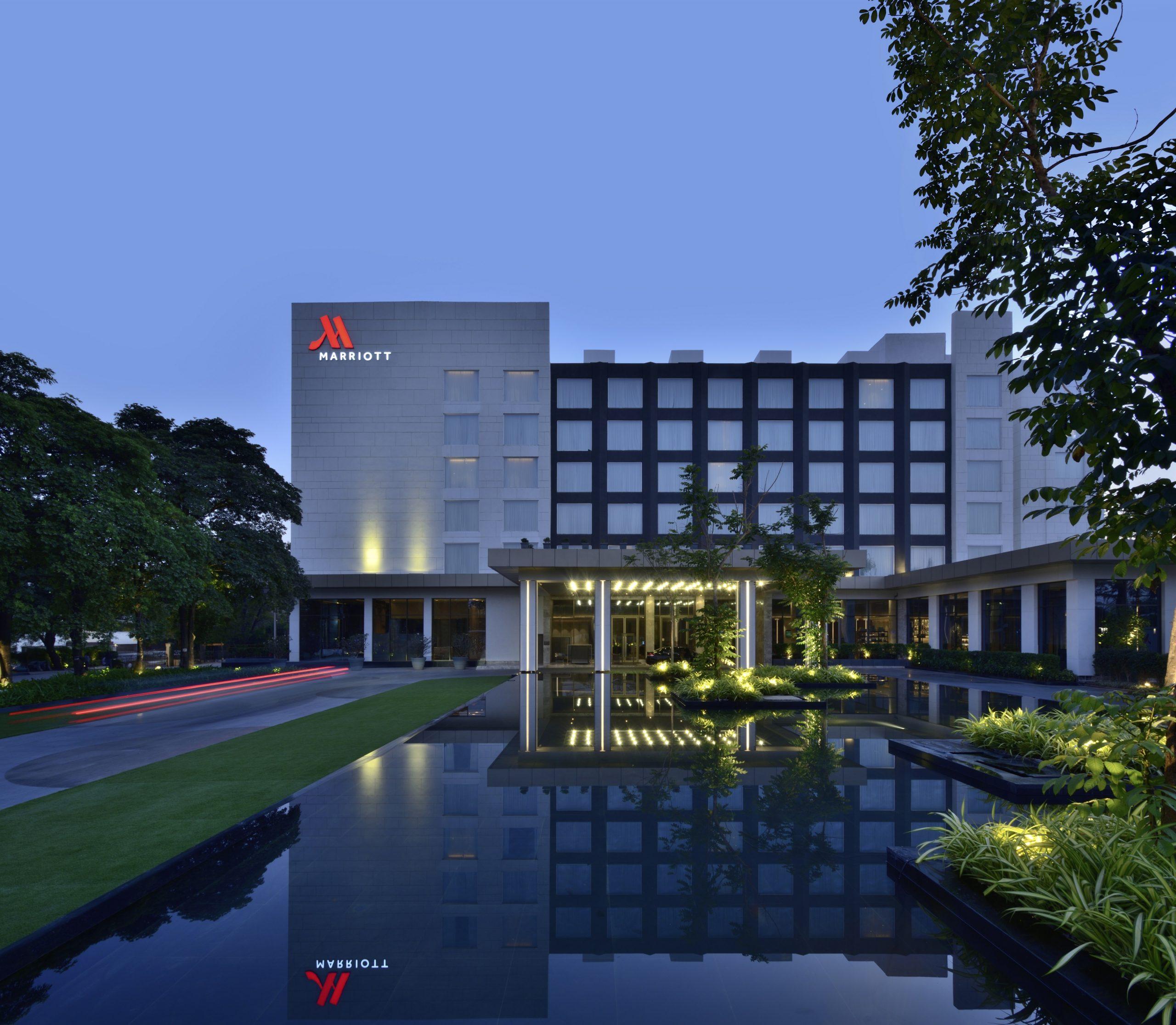 Top Mid-Range Hotel in Indore-Indore Marriott Hotel