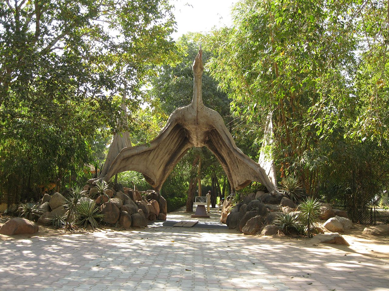 Top Place To Visit In Gandhinagar-Indroda National Park