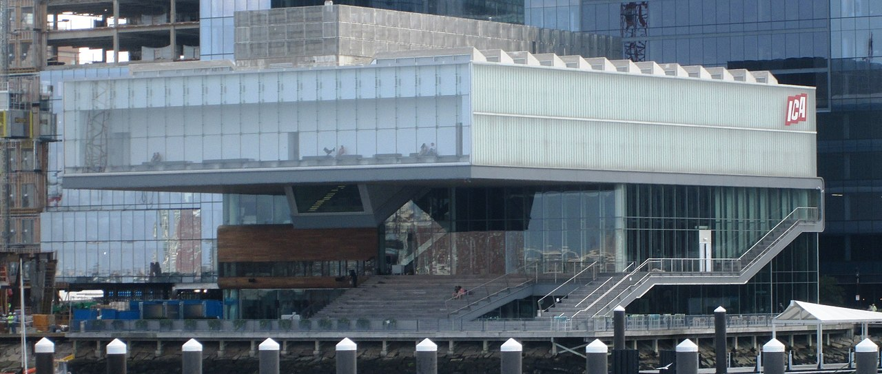 Place to See In Boston-Institute of Contemporary Art