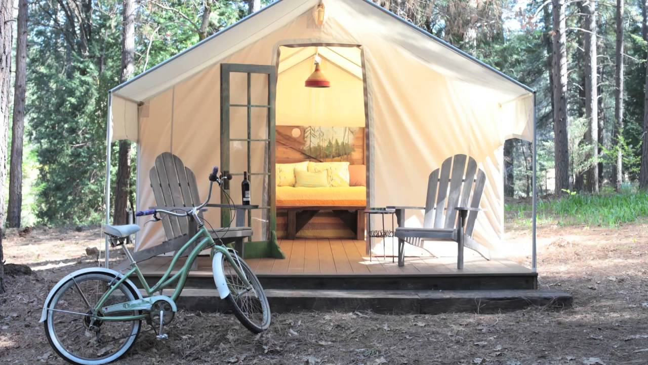 Famous Camping Location In California-Intown Campground