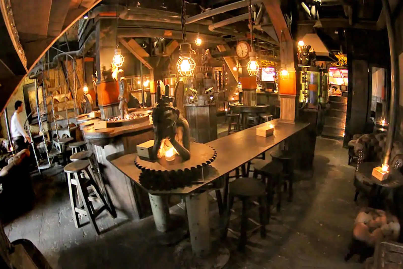 Best Place to Explore Nightlife In Thailand-Iron Fairies