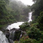 The Iruppu Falls In Coorg, Karnataka