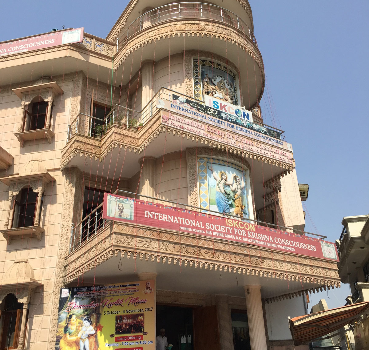 ISKCON Temple - Amazing Place To Visit In Ghaziabad