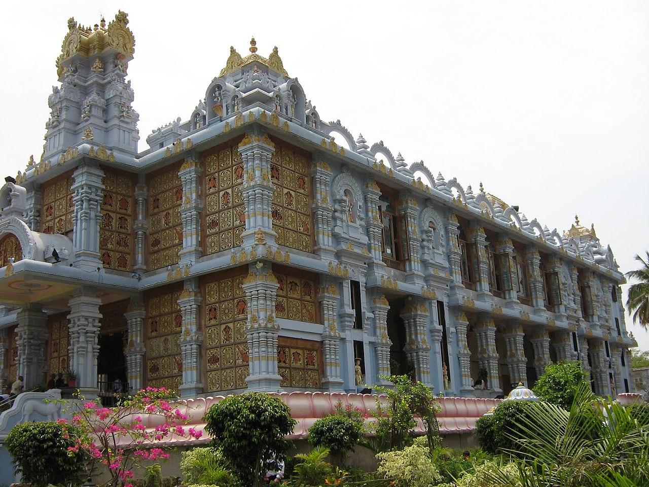Amazing Weekend Destination From Kanchipuram-ISKCON Temple