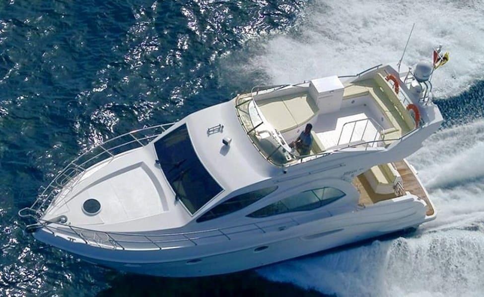 Cruise to Take in Goa-Island Cruise