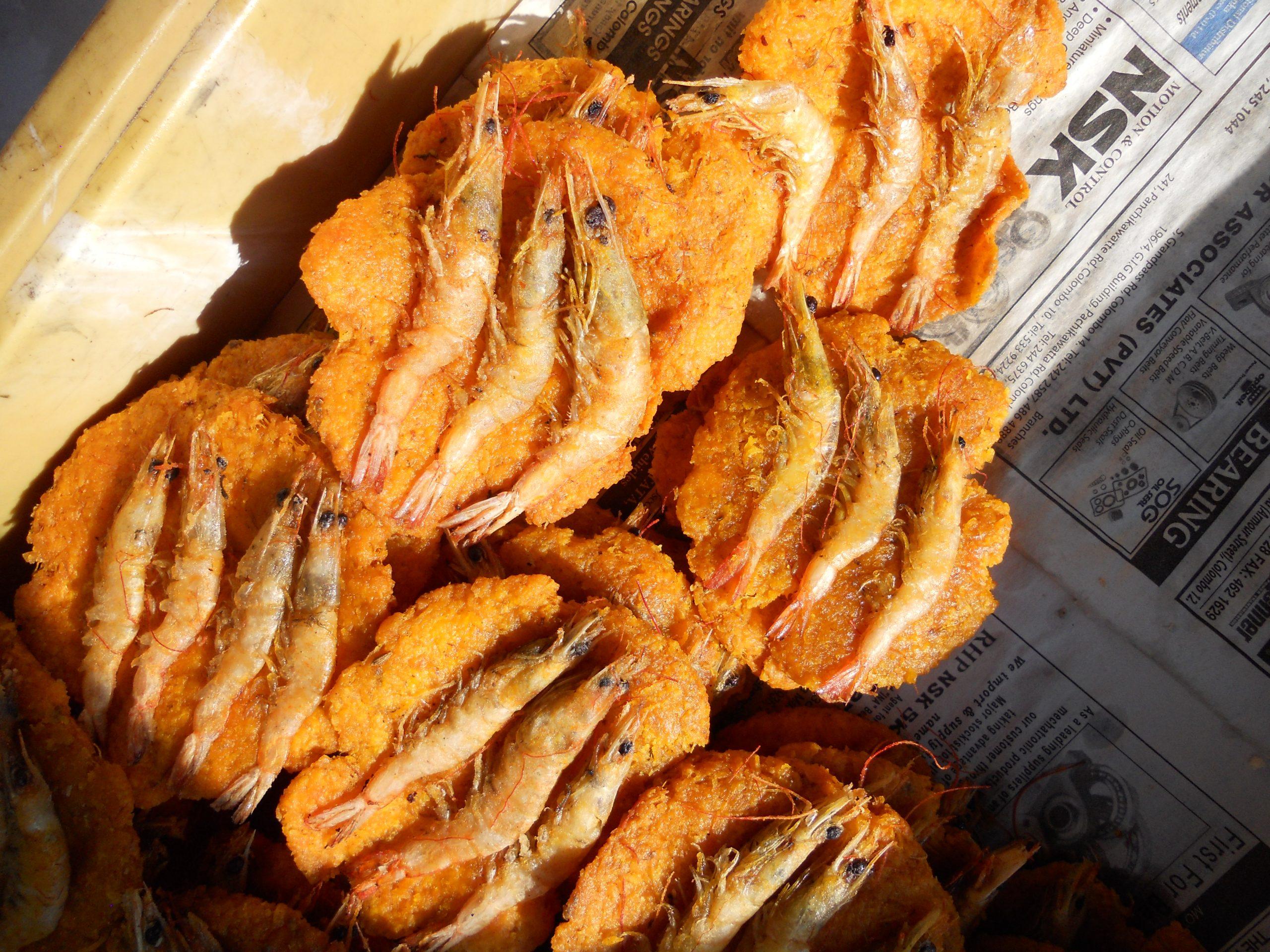 Isso Vadei Best Street Food in Sri Lanka