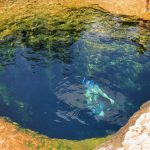 Jacob's Well-Beautiful Natural Swimming Location In San Antonio City