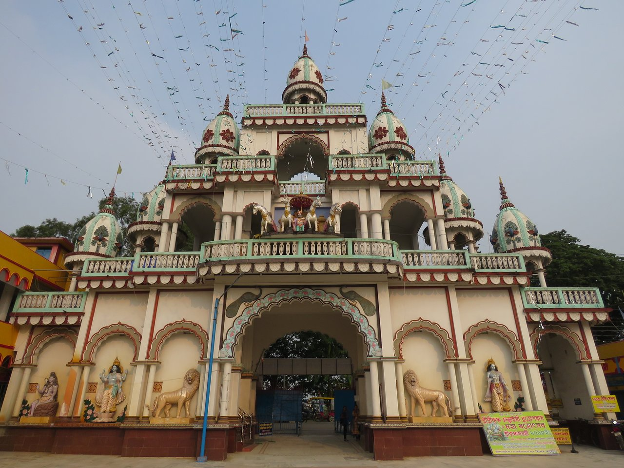 Famous Place To See In And Around Agartala-Jagannath Temple