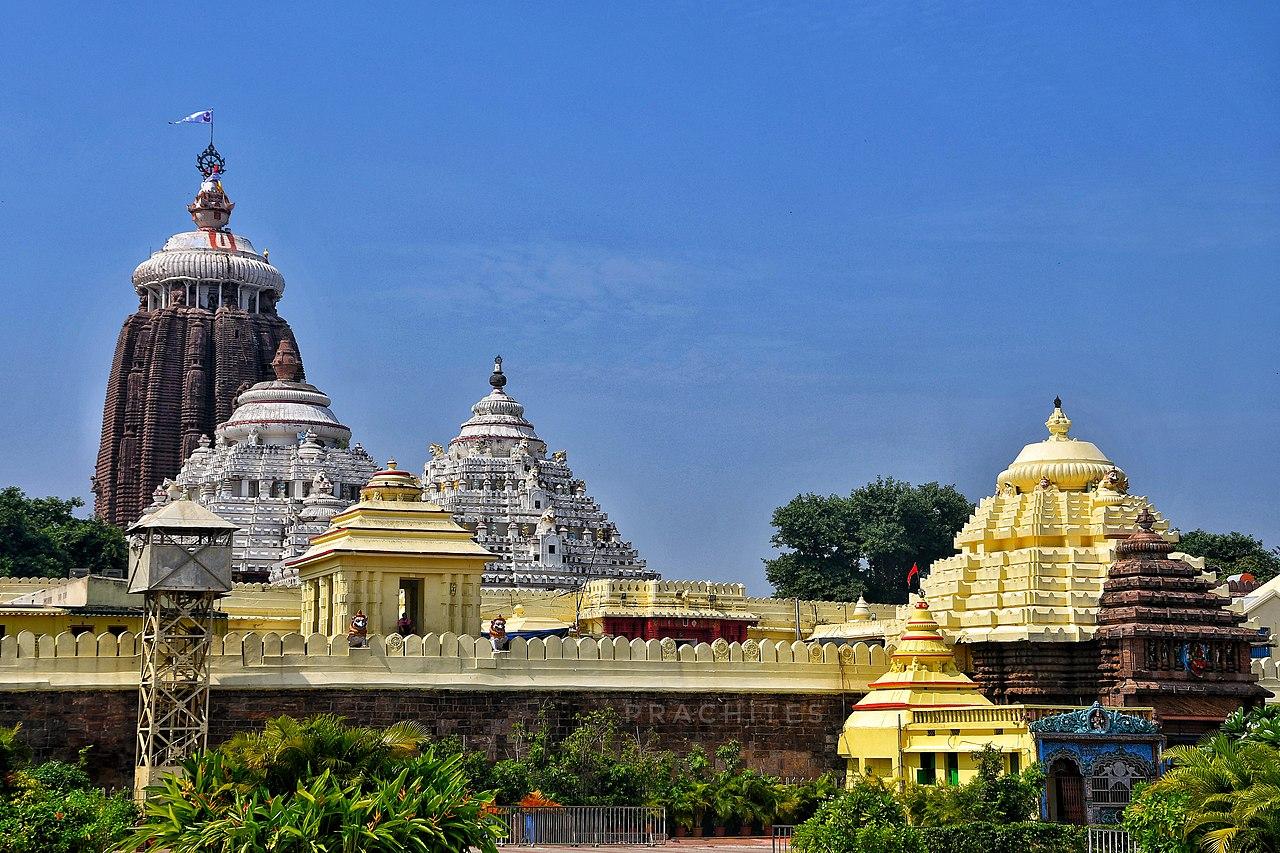 Jagannath Temple In Puri - Explore the Famous Temple Of Odisha