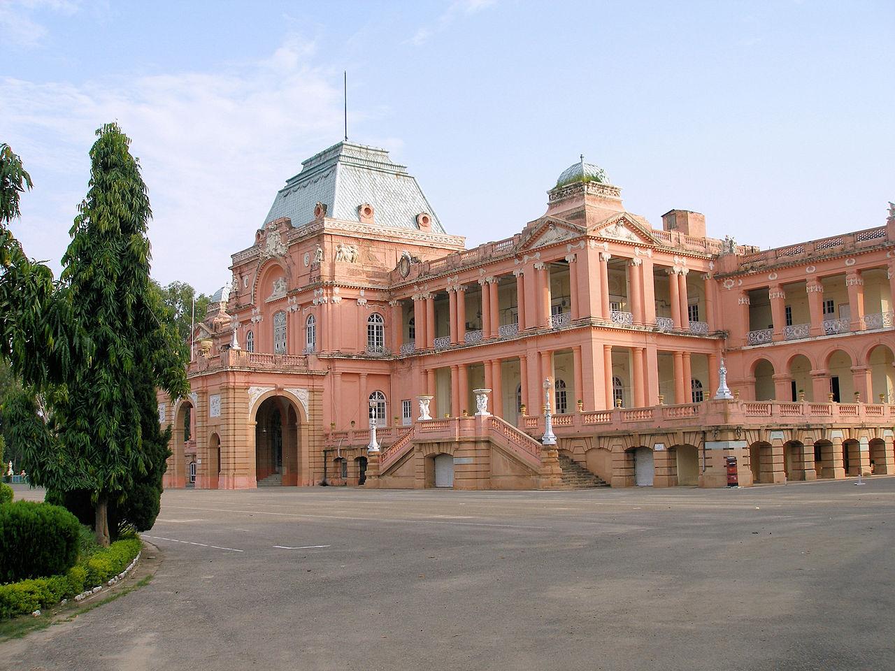 Jagatjit Palace - Amazing Sightseeing Destination in Kapurthala